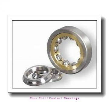 90mm x 190mm x 43mm  FAG qj318-n2-mpa-fag Four Point Contact Bearings