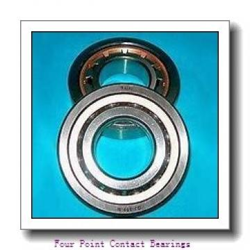 90mm x 190mm x 43mm  FAG qj318-n2-mpa-c3-fag Four Point Contact Bearings