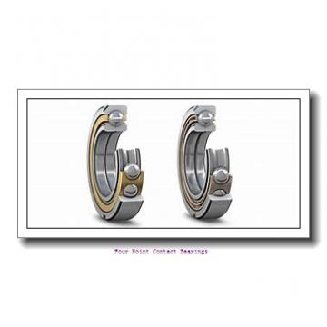60mm x 130mm x 31mm  SKF qj312phas-skf Four Point Contact Bearings