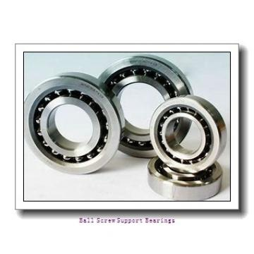 17mm x 47mm x 15mm  Nachi 17tab04u/gmp4-nachi Ball Screw Support Bearings