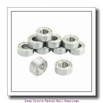 10mm x 26mm x 8mm  NSK 6000vvc3-nsk Deep Groove | Radial Ball Bearings