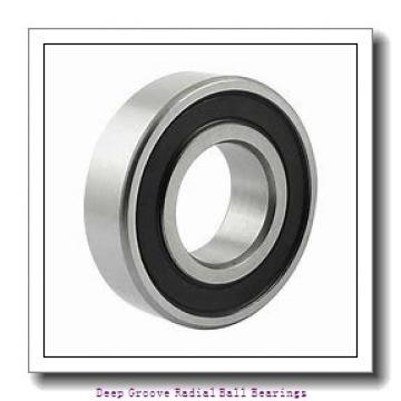 10mm x 30mm x 9mm  SKF 6200-2rz-skf Deep Groove | Radial Ball Bearings