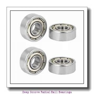 40mm x 80mm x 23mm  NSK 4208j-nsk Deep Groove | Radial Ball Bearings