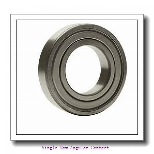 20mm x 47mm x 14mm  FAG 7204-b-tvp-p5-ul-fag Single Row Angular Contact #2 image