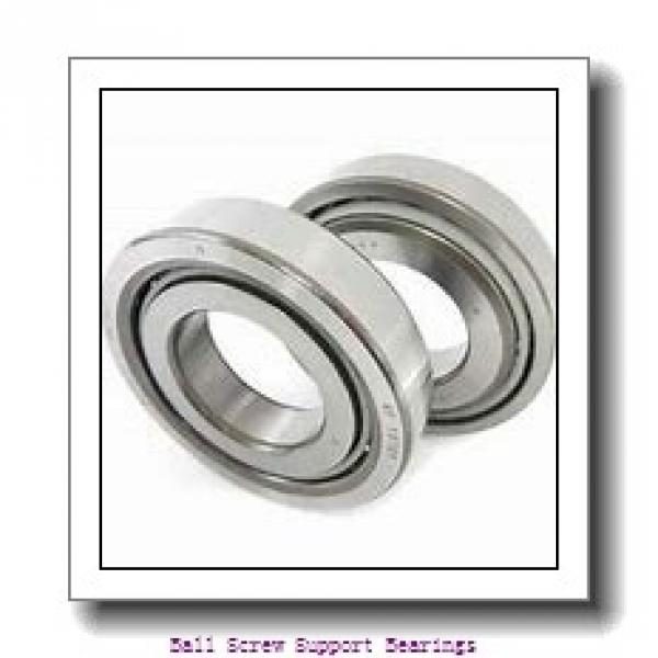 25mm x 52mm x 15mm  RHP bsb2025duhp3-rhp Ball Screw Support Bearings #1 image